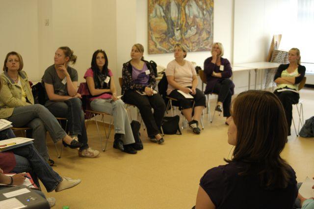 Krippenkongress Workshops 2009